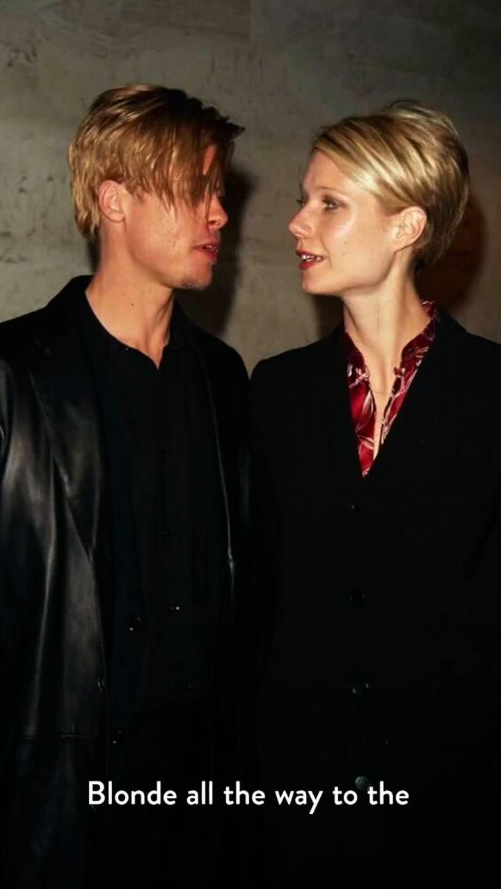 Gwyneth Paltrow shares rare Brad Pitt story
