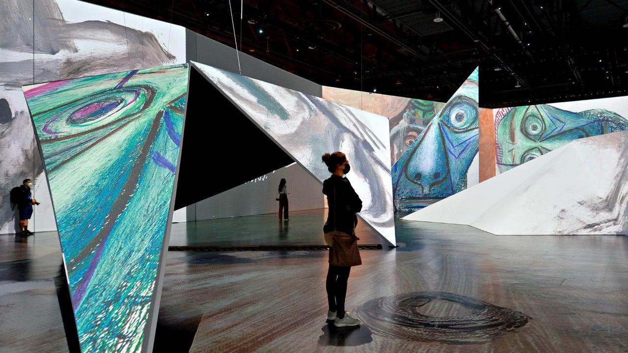 <em>Imagine Picasso</em>: pour mieux se fondre dans les toiles [PHOTOS + VIDÉO]