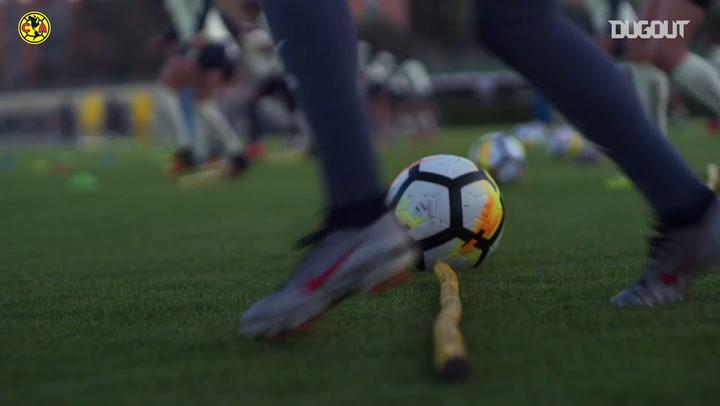 Club América Femenil: Siempre Águilas