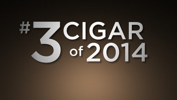 No. 3 Cigar of 2014