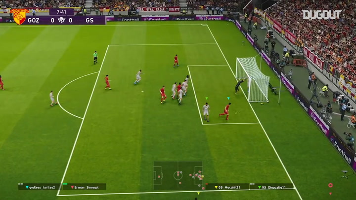 Göztepe Gaming 3-1 Galatasaray E-spor Maç Özeti