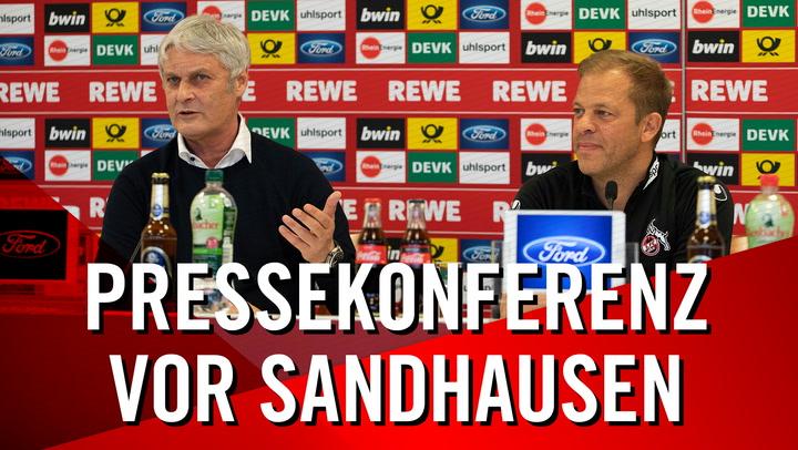 PK vor Sandhausen