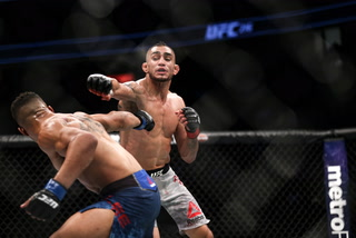 Covering The Cage: UFC 216 Recap