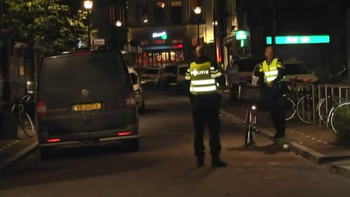 Video: Man neergeschoten in centrum Zwolle