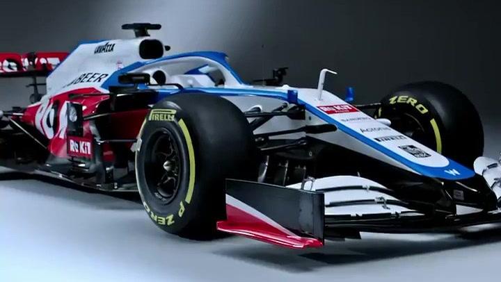 Williams sorprende con su nuevo FW43