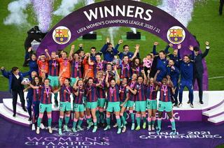 Sacan la cara por España: Barcelona vapulea al Chelsea y logra su primera Champions femenina