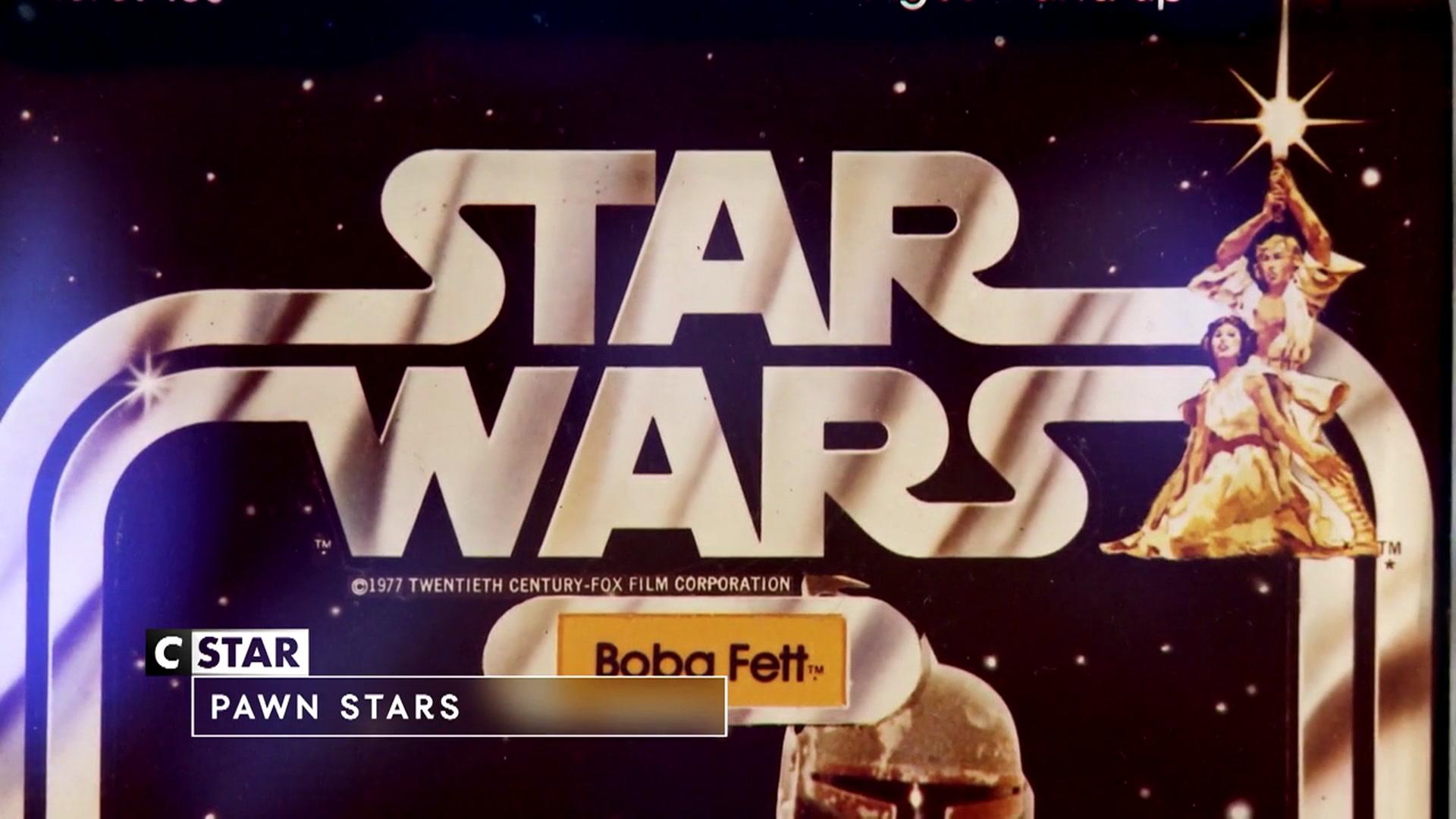 Pawn Stars, les rois des enchères : Special star wars