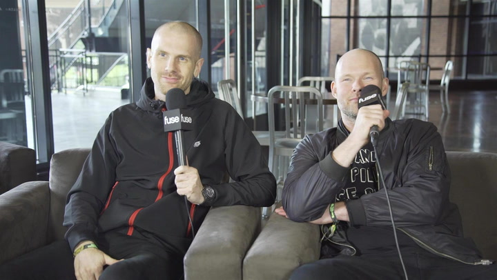 "Dada Life Describes That ""Aggressive and Happy"" Feeling You Get From Their Music"