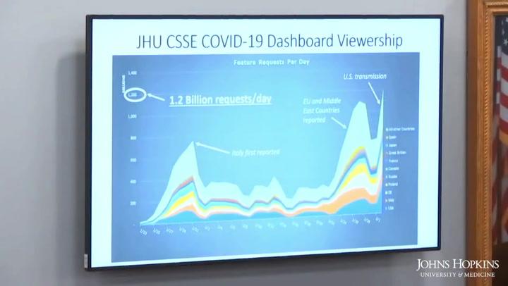 La pandemia de coronavirus supera la barrera de los 95 millones de positivos (a 19/01/2021)
