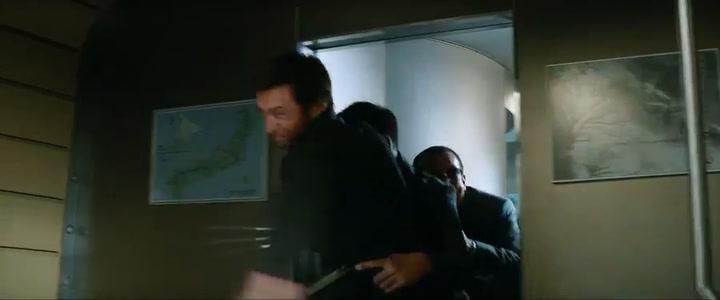 Scene: Train Fight