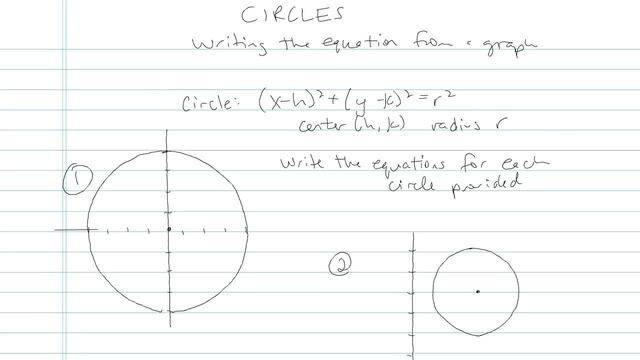 The Circle - Problem 8