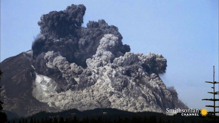 carbon dating mt saint helens