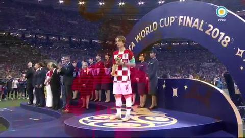 Luka Modric, un pequeño gigante