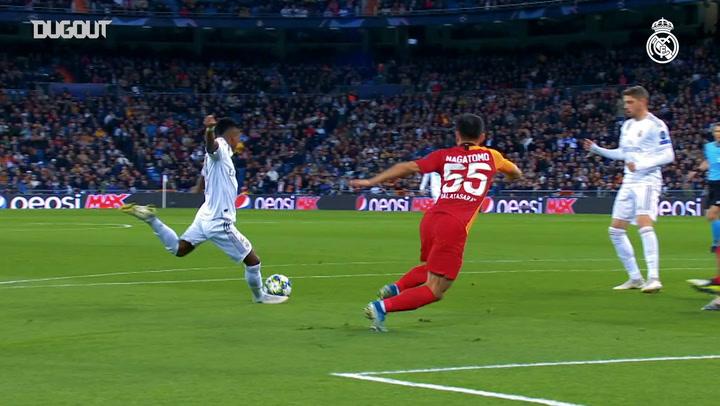 Rodrygo's Hat-trick vs Galatasaray