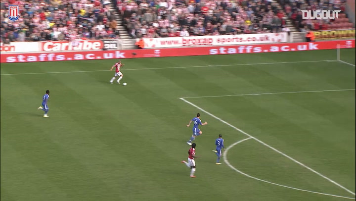 Walters opens scoring against Chelsea with fantastic solo goal