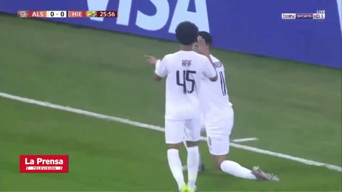 Al Sadd 3-1 Hienghene (Mundial de Clubes)