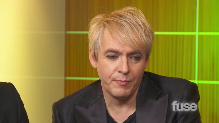 Duran Duran On Do Overs and Camera Phones