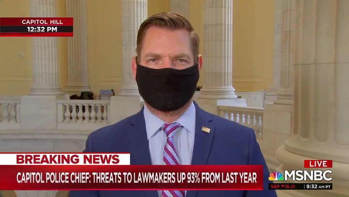 Swalwell: CPAC's 'Insurrection Reunion' Emboldened People to Take Up Arms Against Their Government