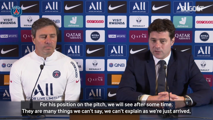 Mauricio Pochettino: 'Marquinhos will remain PSG captain'