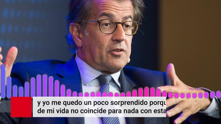 Toni Freixa, precandidato a las elecciones del FC Barcelona, pasó por el programa 'Tu Diràs' de RAC1
