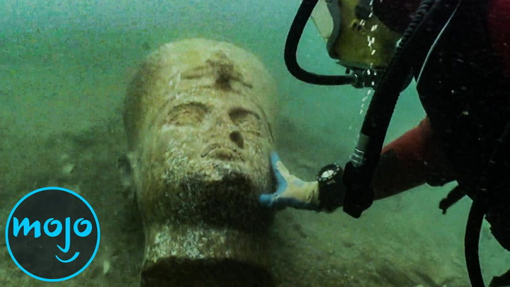 Top 10 greatest underwater discoveries from Titanic to giant tube worms