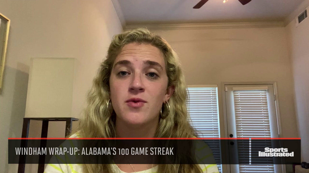 Windham Wrap-up: Alabama's Streak Looks More Impressive After Weekend's Results