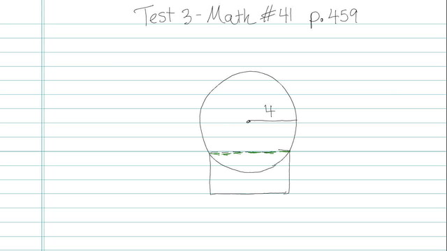 Test 3 - Math - Question 41