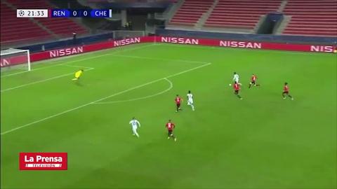 Rennes 1 - 2 Chelsea (Uefa Champions League)