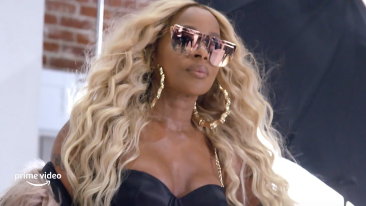 'Mary J Blige's My Life' Trailer