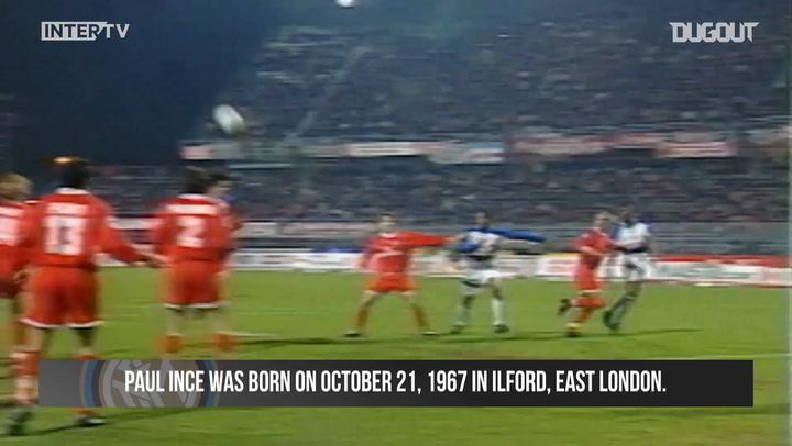 Football Origins: Paul Ince