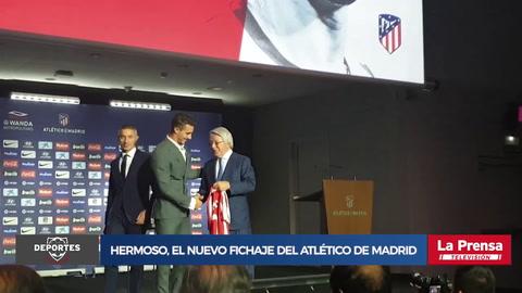 Hermoso, el nuevo fichaje del Atlético de Madrid