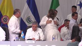 Integración, salud, inmigración y corrupción centran reunión de Mesoamérica