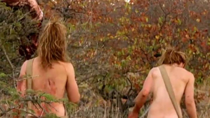 Image: Hyller naken-serie