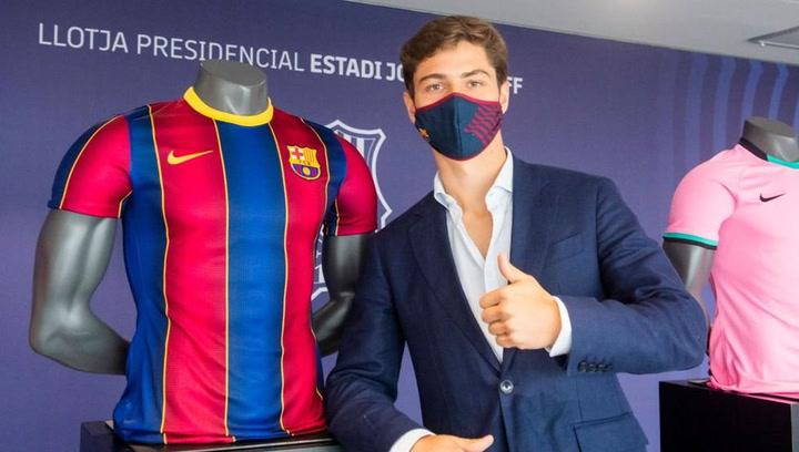 Andrés Solano, nuevo refuerzo para el FC Barcelona B