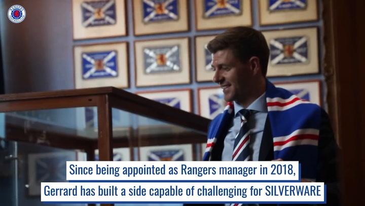 Steven Gerrard's Rangers revolution