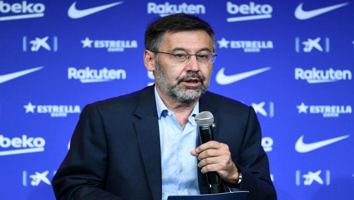 Josep Maria Bartomeu fue detenido por el caso denominado Barçagate