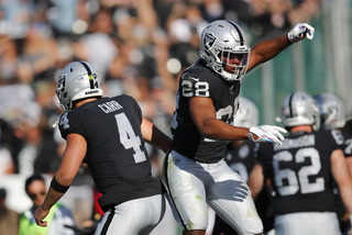 Raiders Return Home to Beat Lions, 31-24 – Video
