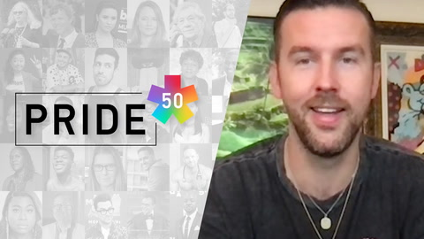 #Pride50: T.J. Osborne has some things to say about being an openly gay artist on a major country label
