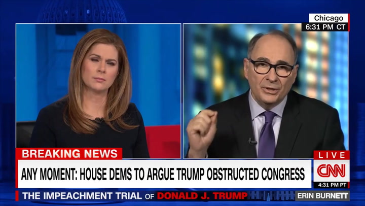 Axelrod: Dem Voters I Did Focus Group with Were 'Ready to Move On' from Impeachment