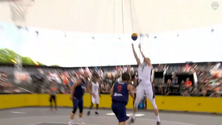 Recap: 2019 USA Men's 3X3 World Cup Team's Golden Run