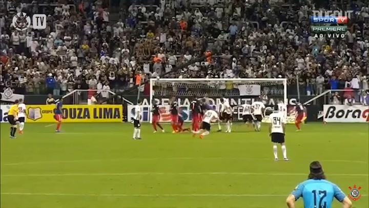 Corinthians' top 10 free-kicks of all time