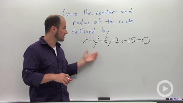 The Circle - Problem 3