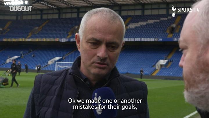 Mourinho: 'The boys gave everything'