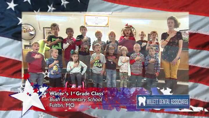 Bush Elementary School - Mrs. Waters - 1st Grade