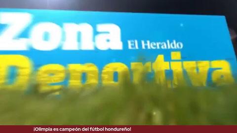 ¡Olimpia es el nuevo campeón del fútbol hondureño!