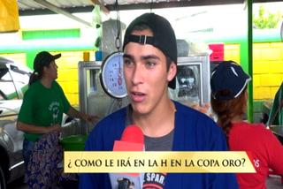 FAN DIEZ: Así opina la gente que le irá a Honduras en la Copa Oro