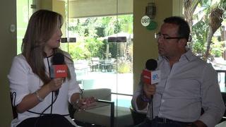Carlos Velasco, PF de Chile, inspeccionó el estadio Olímpico de San Pedro Sula
