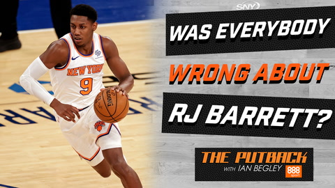 Was everybody wrong about RJ Barrett? | The Putback with Ian Begley