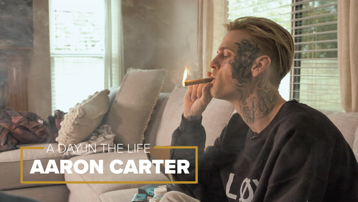 DANK CITY | A DAY IN THE LIFE | AARON CARTER | EP 1