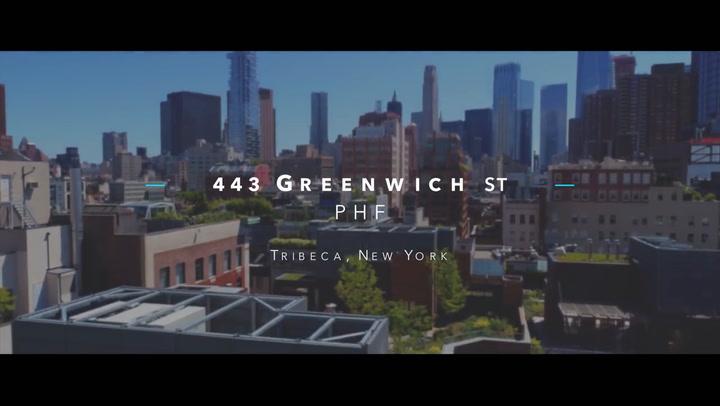 Así es el 443 de Greenwich en New York de Lewis Hamilton
